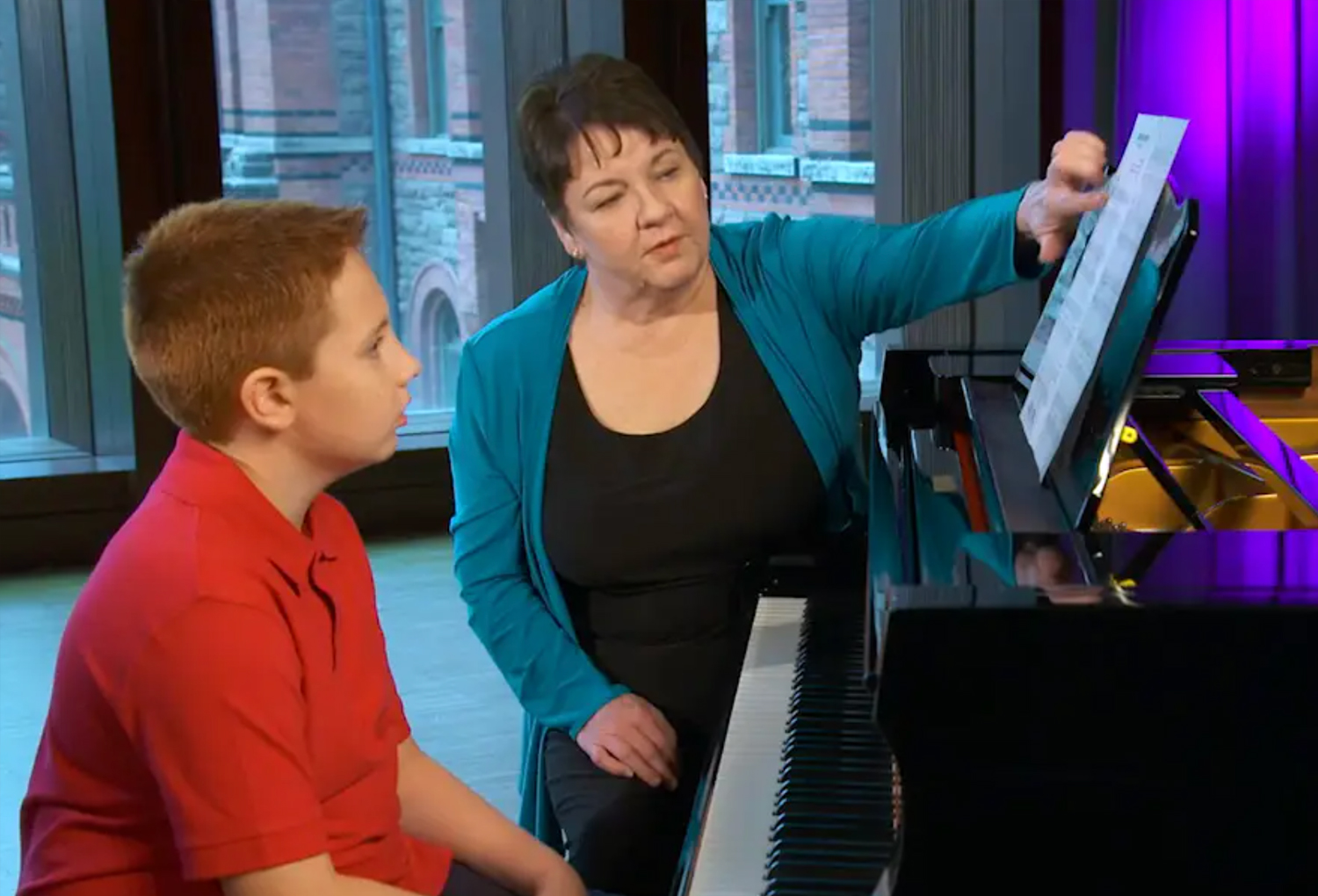 Engaging Students in Sight Reading